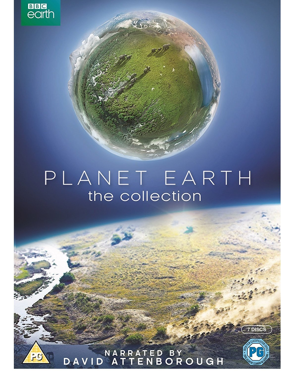 The Planet Earth Collection DVD