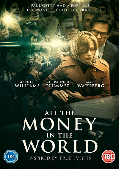 Christopher Plummer, All the Money in the Word