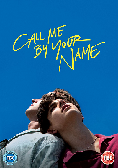 Timothee Chalamet, Call Me By Your Name
