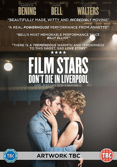 Annette Bening, Film Stars Don't Die in Liverpool