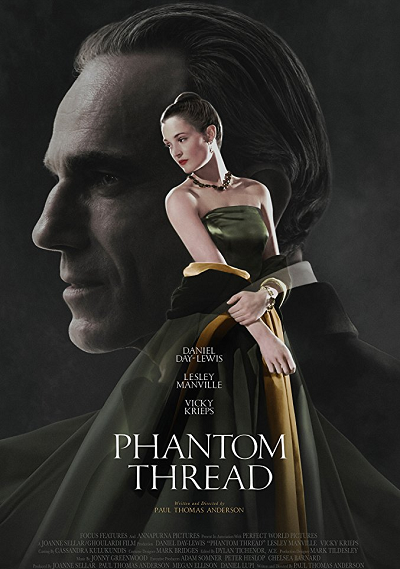 Daniel Day- Lewis, Phantom Thread