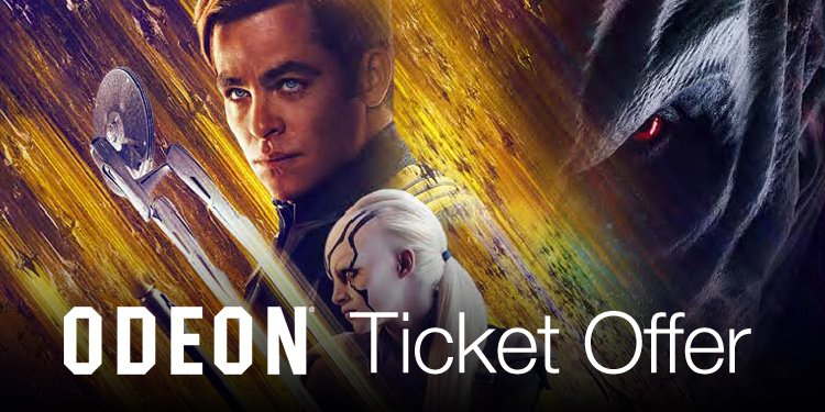 Odeon Ticket Offer