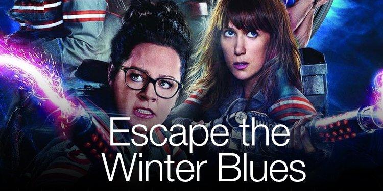 Escape The Winter Blues