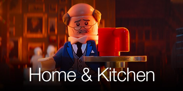 Lego in Home & Kitchen