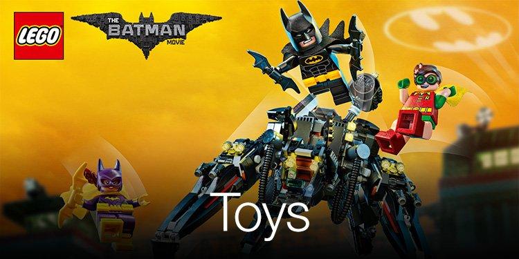 Lego Batman in Toys