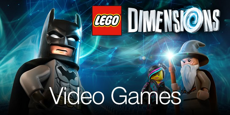 Lego in Video Games