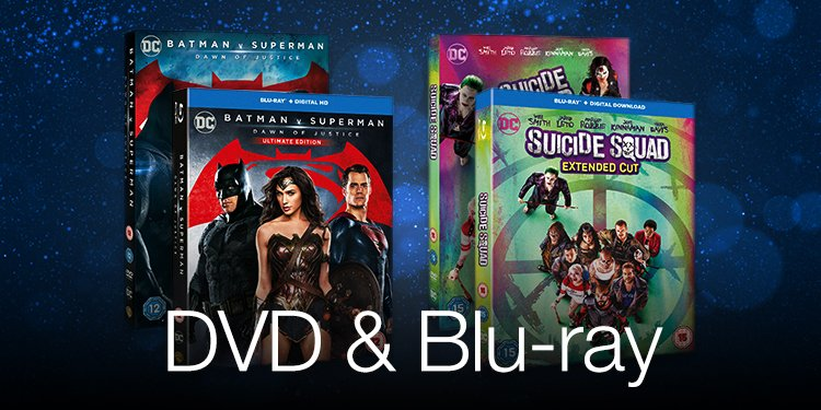 Amazon co uk: DC Comics: DVD & Blu-ray: Batman, Superman