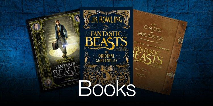 Fantastic Beasts Books