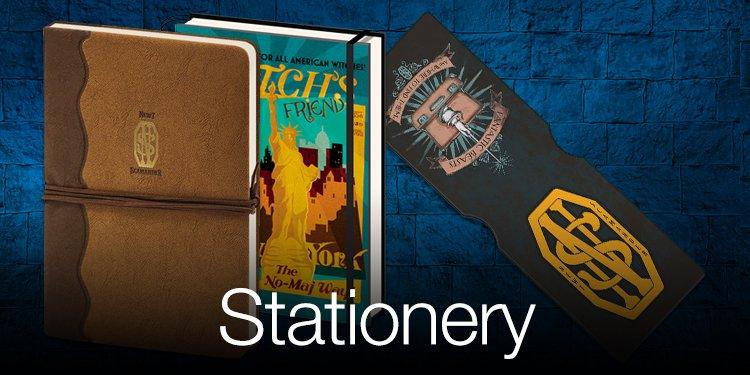 Harry Potter Stationery