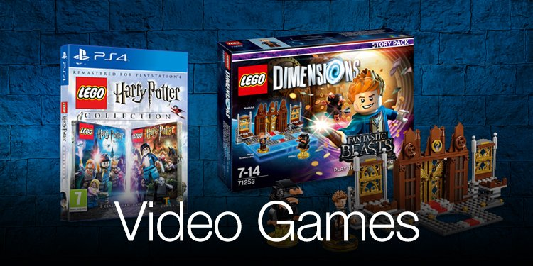 Wizarding World Video Games