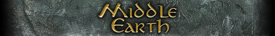 Middle Earth--Shop now