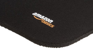 The AmazonBasics Mouse Pad