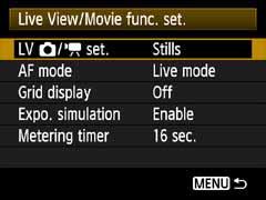 Canon EOS 1D Mark IV Digital SLR highlights