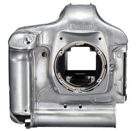 Canon EOS-1D Mk4 digital SLR highlights