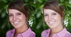 Auto Photo Fix II example
