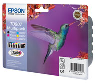 EPSON CLARIA PHOTOGRAPHIC INK