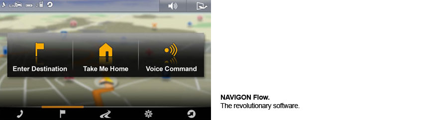 NAVIGON 92 Premium Live in the Test
