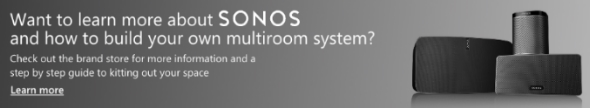 Check out the SONOS Brand Store
