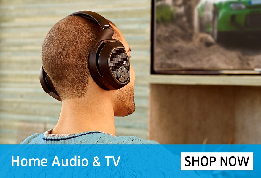 Home Audio and TV