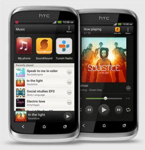HTC Desire X Beats
