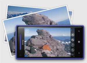 Windows Phone 8X by HTC World-class Camera