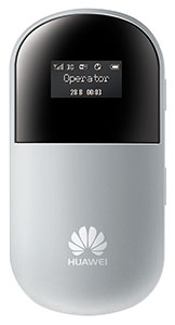Huawei E586 premium Mobile WiFi hotspot