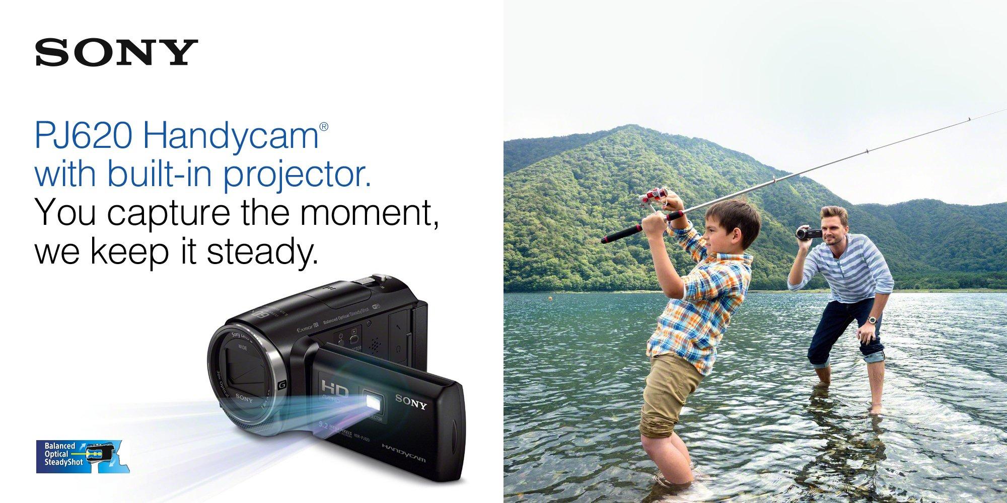 Sony Pj620 camcorder