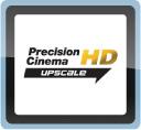 Precision Cinema HD upscale (HDMI)