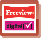 Integrated Digital Tuner / Freeview