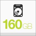 160 GB Hard Drive