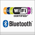 WiFi a/b/g/n Certified & Bluetooth