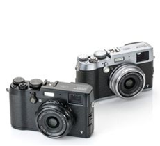 Compact Fixed-Lens Cameras by Fujifilm