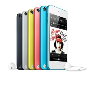 Apple iPod touch 32GB 5th Generation (Blue): Amazon.co.uk: Audio ...