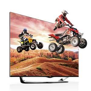 LG LED 3D TV
