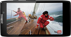 "RAZR Sharp 4.7"" HD Display"