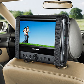 nextbase portable in car read seat headrest dvd player. Black Bedroom Furniture Sets. Home Design Ideas