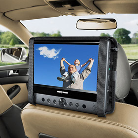 Nextbase NB49 / SDV49-A 9-inch Portable DVD Player with Car Kit and