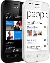 Nokia Lumia 710 People Hub