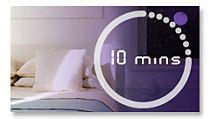 Wake-up and sleep timer functions