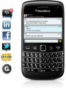 BlackBerry 9790 apps