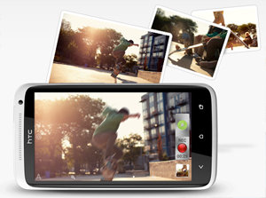 HTC One X Advanced Camera Technology