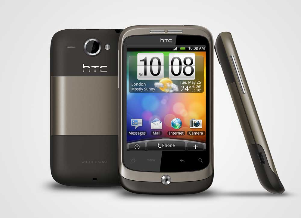 HTC Wildfire T-Mobile Pay As You Go Mobile Phone: Amazon.co.uk ...