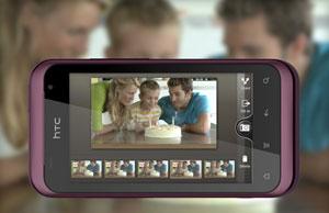 HTC One SV camera