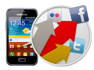 how to find your mobile number on samsung galaxy ace