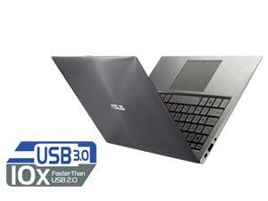 ASUS UX21E-KX004V 11.6 inch Ultrabook (Intel Core i5 2467M 1.6 GHz, 4GB  RAM, 128 GB Solid State Drive, LAN, WLAN, Webcam) - Silver