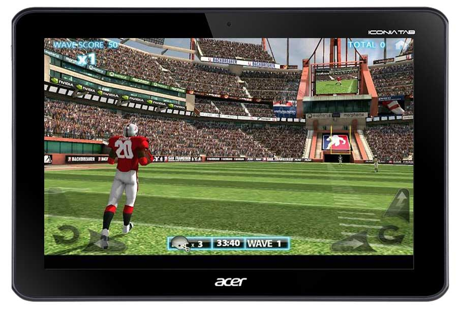 Acer game zone
