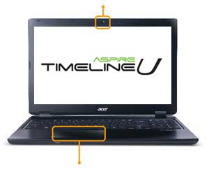See  how all the features of the Aspire TimelineU fit together