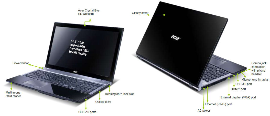 how to choose boot drive acer laptop