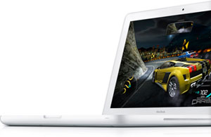 The NVIDIA GeForce 9400M graphics processor provides an outstanding everyday graphics experience