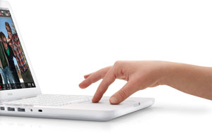 The Multi-Touch trackpad
